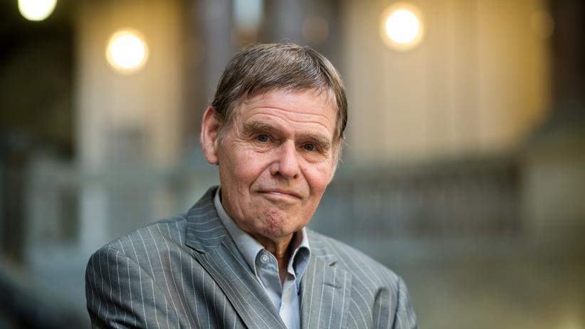 Schriftsteller: Christoph Meckel im Jahr 2016