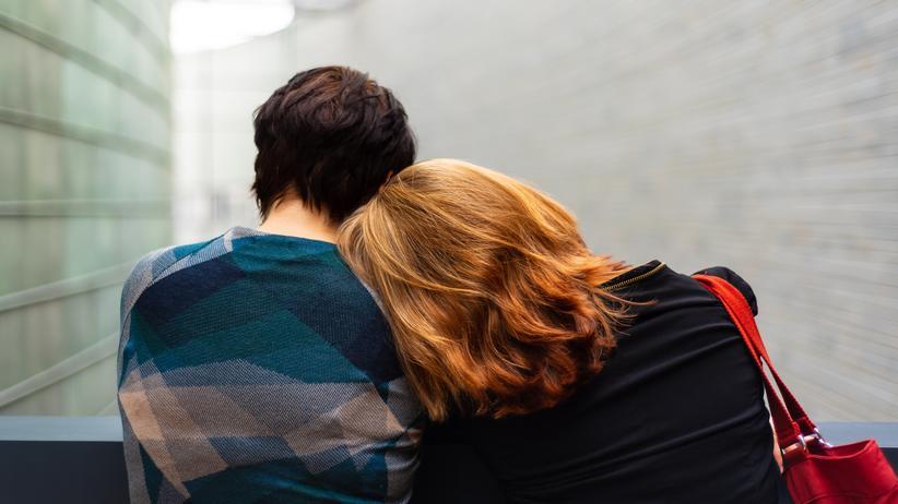 Trauer: Warum trösten so schwer ist