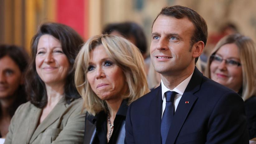Emmanuel Macron: Die Mär vom feministischen Präsidenten