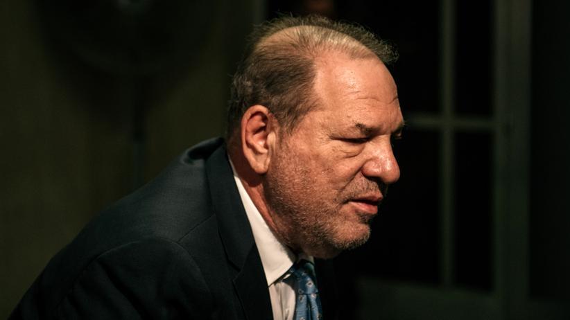 MeToo: Harveys Schande