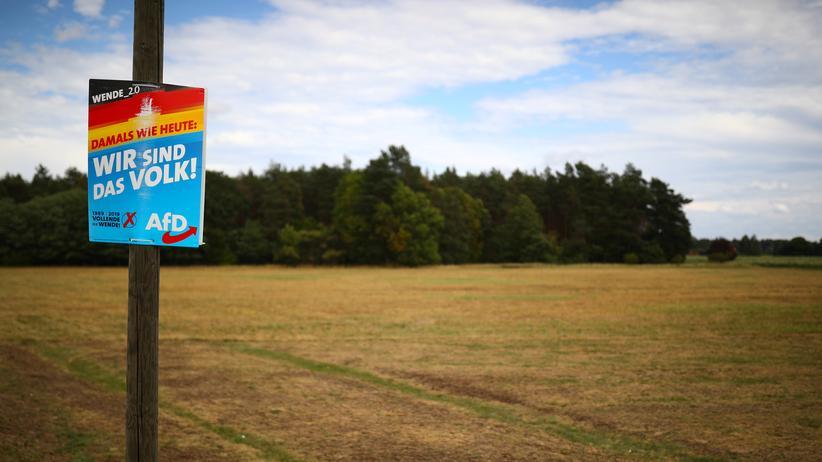 Thüringen: Ein symbolischer Rauswurf