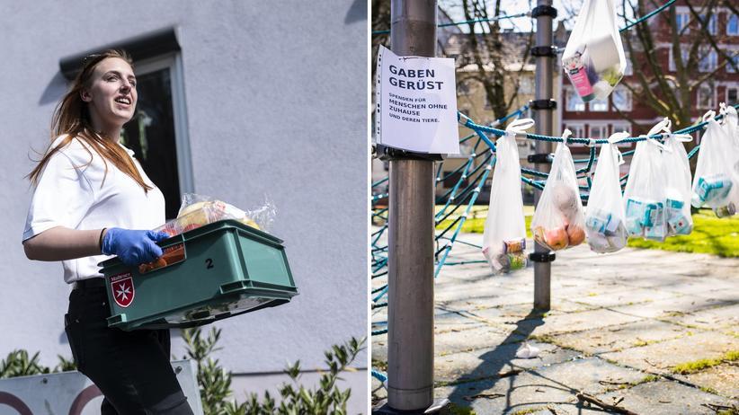 Gute Nachrichten: Einfach mal eine Nachbarschaftshilfe gründen