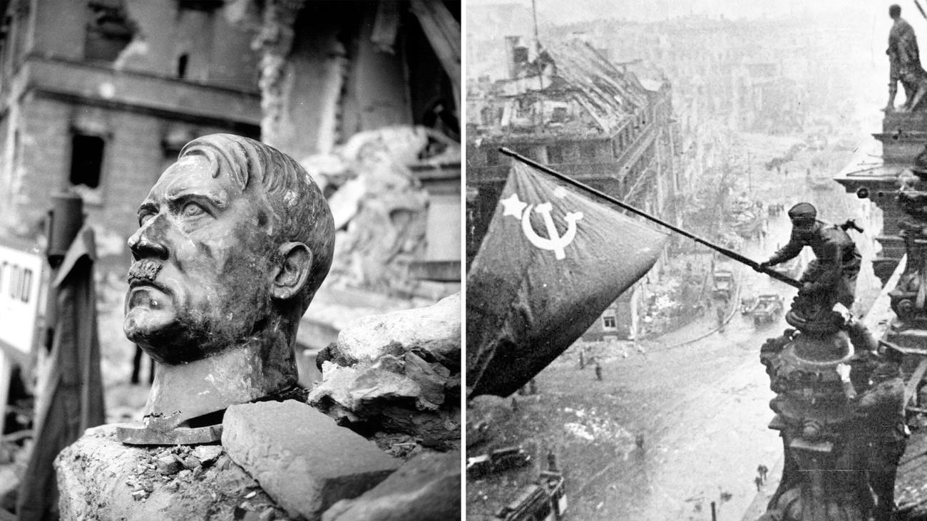 Hitlers überreste