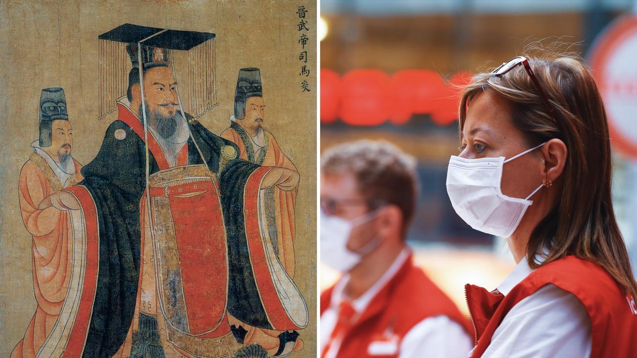 Atemschutzmasken: Im Angesicht des Virus