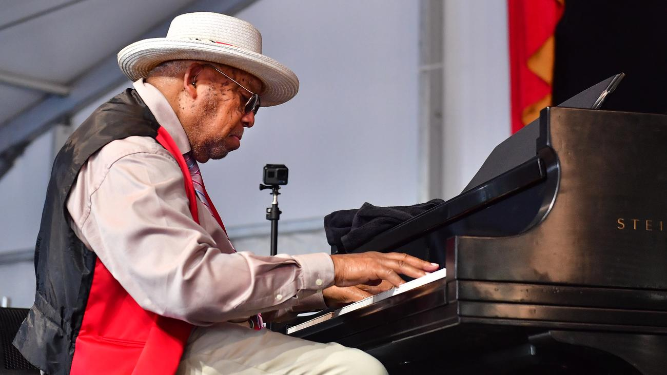 Jazzpianist: Ellis Marsalis ist tot