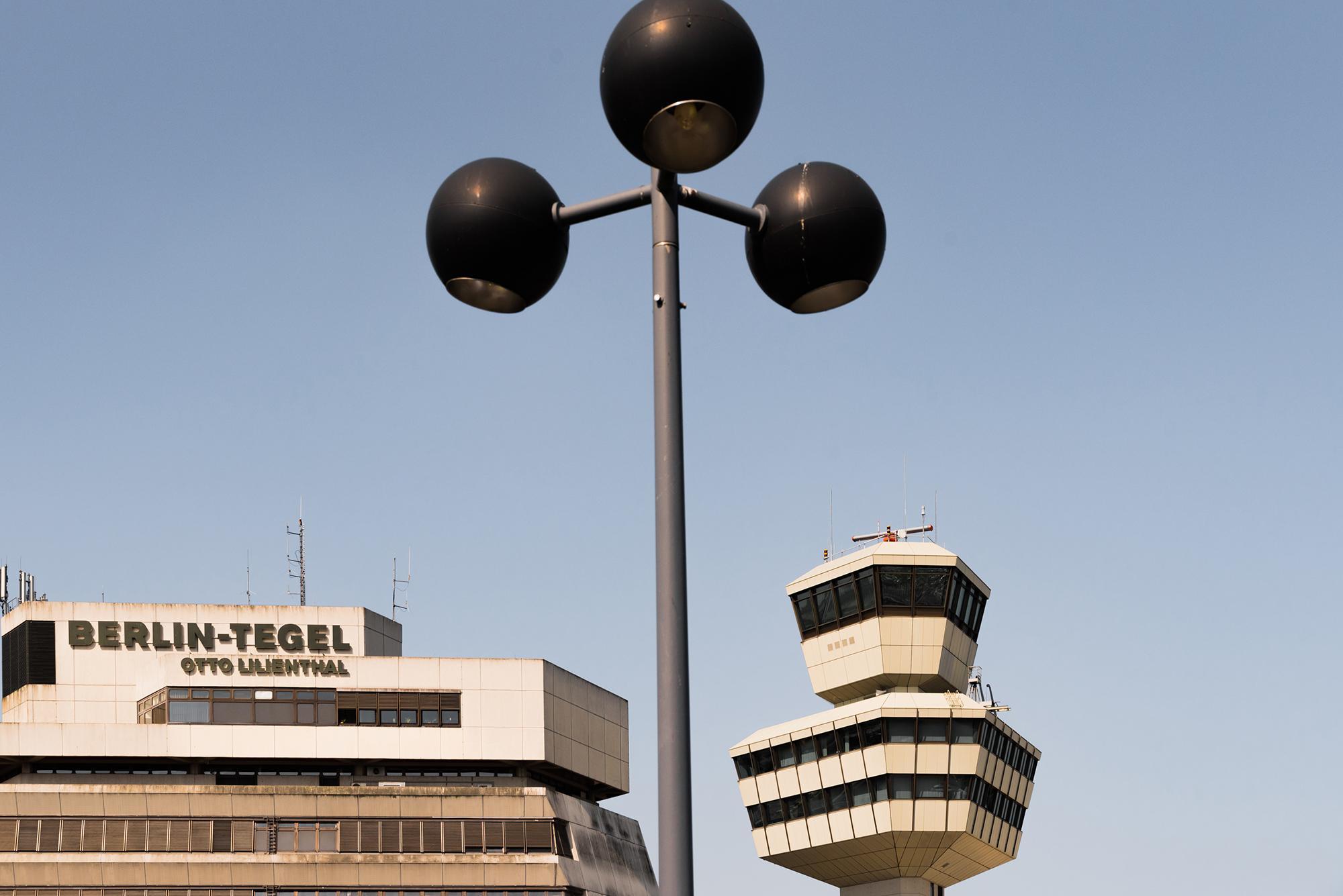 Volksbegehren Flughafen Tegel