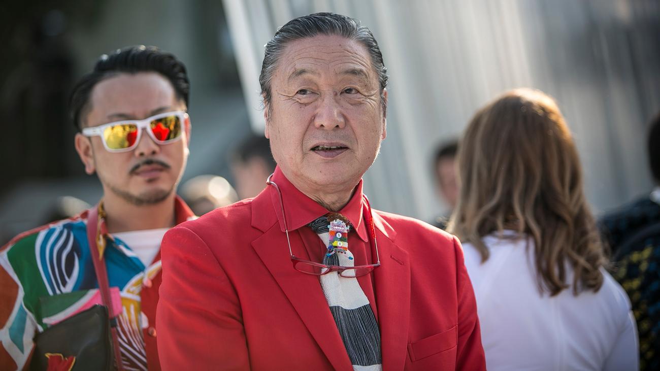 Japanese Fashion Designer Kansai Yamamoto Is Dead Teller Report