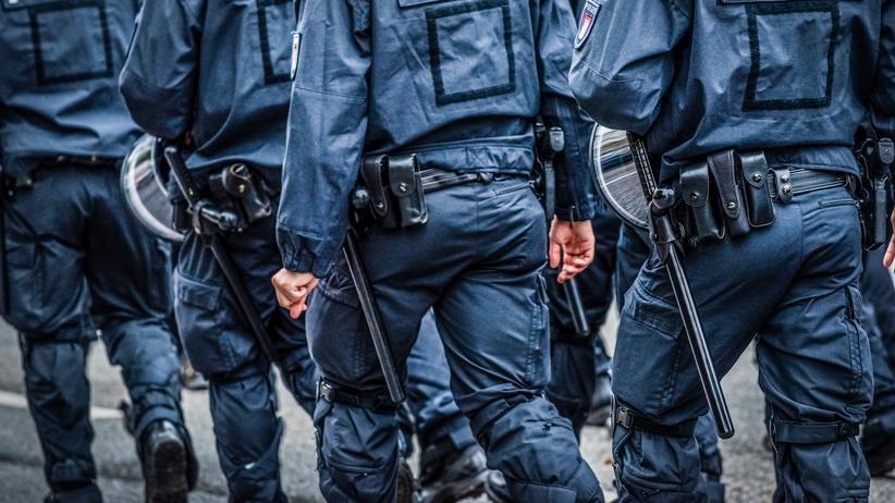 Polizei in Deutschland: Dieses Land hat eine bessere Polizei verdient