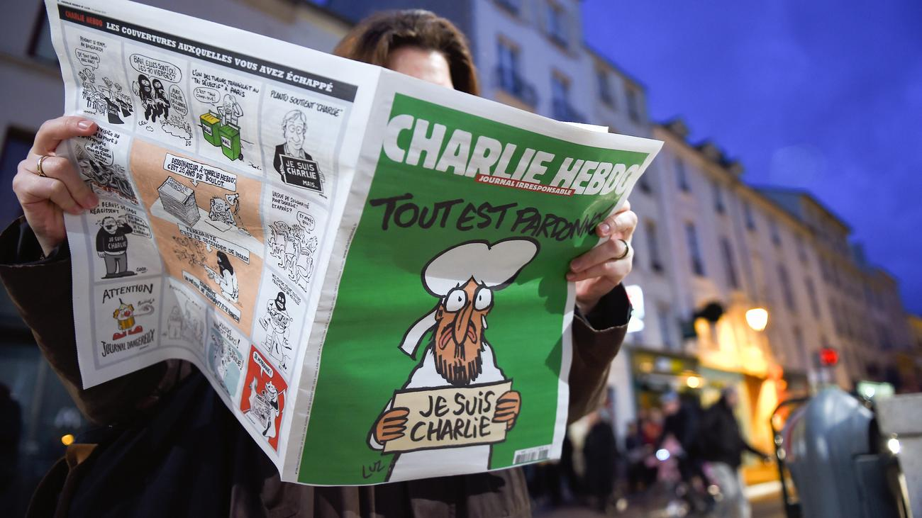 How Charlie Hebdo Became A Top Terrorist Target | Business ... |Charlie Hebdo