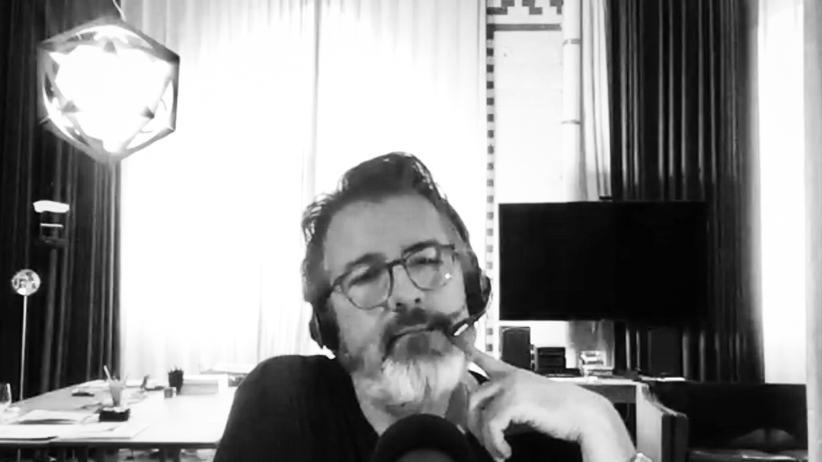 Interviewpodcast: Ólafur Elíasson, kann Kunst die Welt retten?
