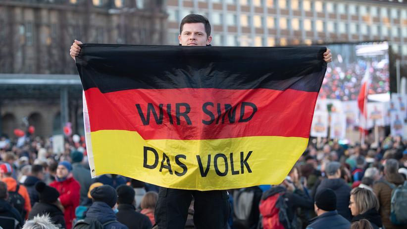 Demonstrationen: Es ist so hässlich gerade, dieses Land