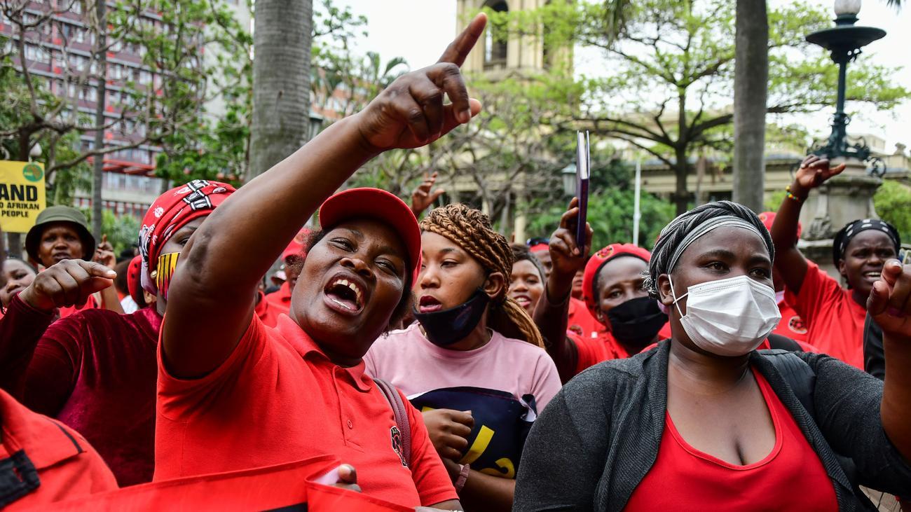 Corona in Südafrika: Neue Solidarität