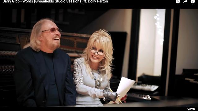 Dolly Parton und Barry Gibb: Die Kunst, einen Song zu träumen