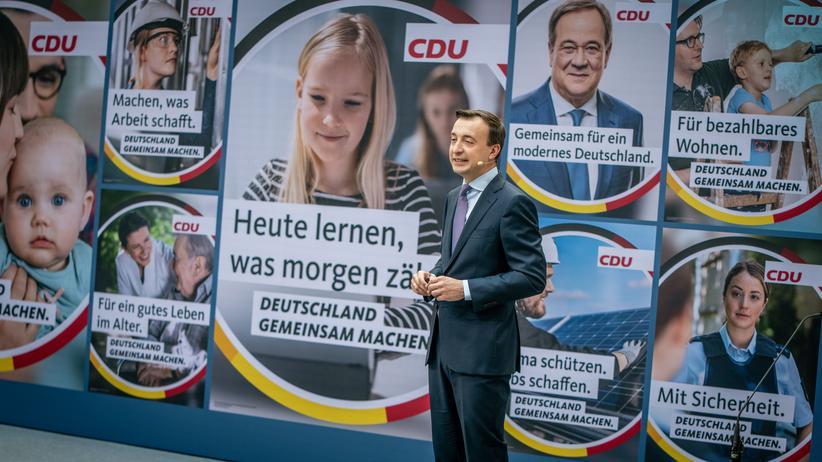 CDU-Wahlplakatkampagne: Dieses Deutschland wird es nie geben