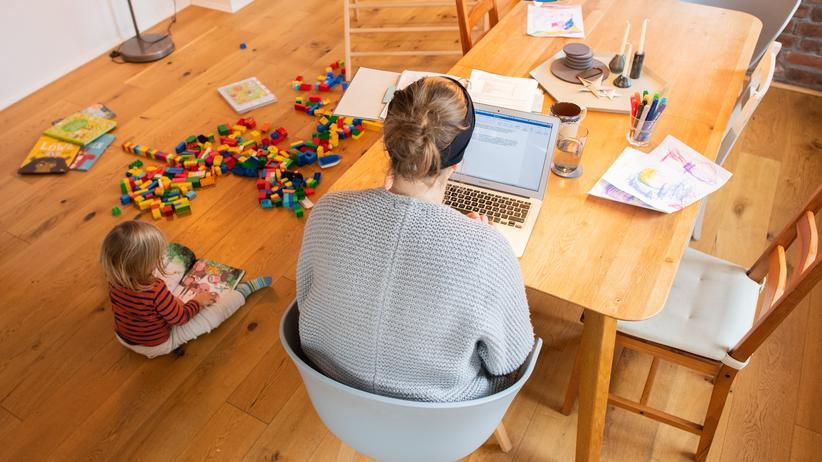 Care-Arbeit: Kein Stipendium für Mutter