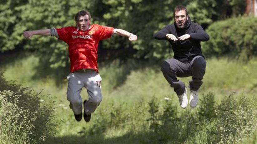 Eric und Eric trainieren
