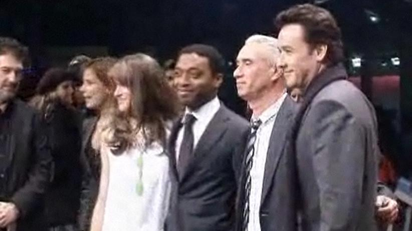 """Film: Europapremiere von """"2012"""""""