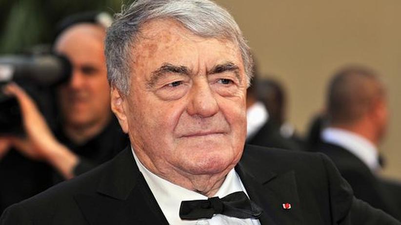 Antisemitismus: Der Filmemacher Claude Lanzmann 2008 bei den Internationalen Filmfestspielen in Cannes