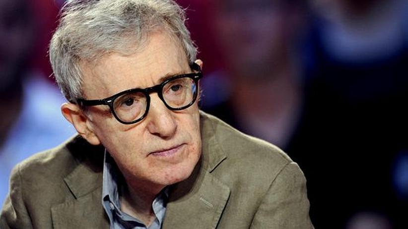 """Woody Allen: Regisseur Woody Allen bei der Präsentation seines neuen Films """"Whatever works"""""""