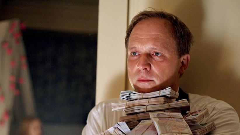 Fernsehfilm: Zahltag eines Finanzjongleurs