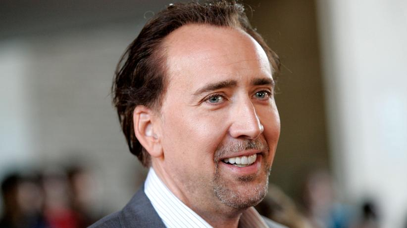 """Nicolas Cage: """"Filme sind Exorzismus"""""""