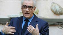 """Der Regisseur Martin Scorsese bei einem Fototermin für seinen neuen Film """"Shutter Island"""" in Rom"""