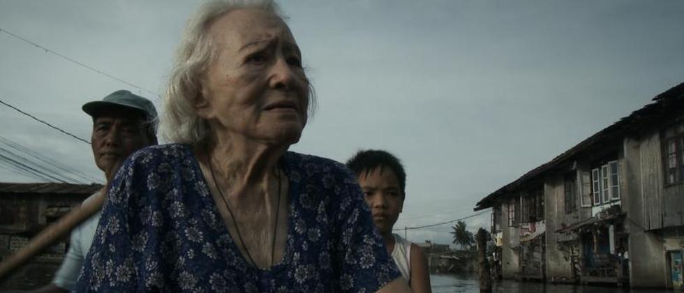 """Anita Linda in Brillante Mendozas Film """"Lola"""""""