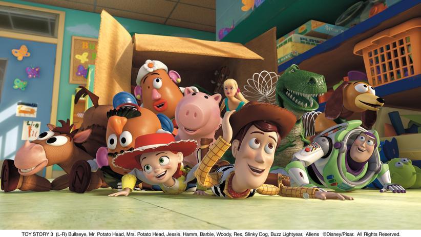 """Trickfilm """"Toy Story 3"""": Lieben, leiden, lustig sein"""