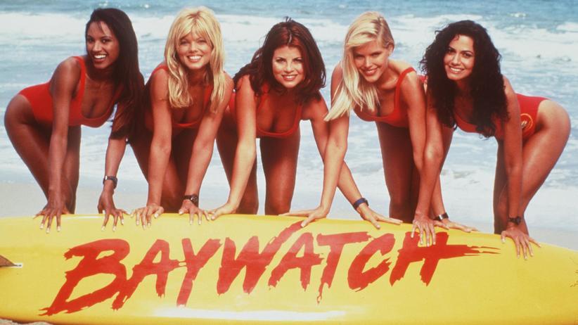 20 Jahre Baywatch: Rettung in Zeitlupe
