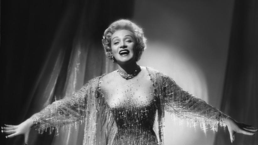 Marlene Dietrich: Die Diva braucht kein Publikum