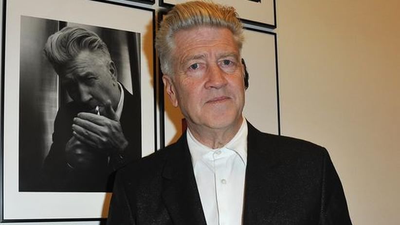 Auszeichnung: David Lynch in Paris, September 2010