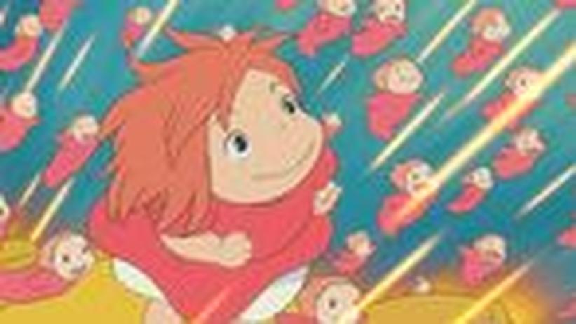 """Animationsfilm """"Ponyo"""": Zwischen Arielle und Avatar"""