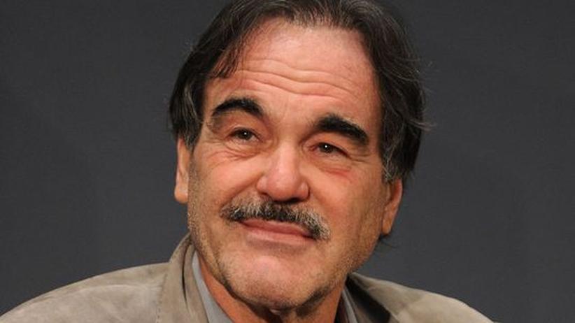 Filmregisseur Oliver Stone: Oliver Stone im September in New York