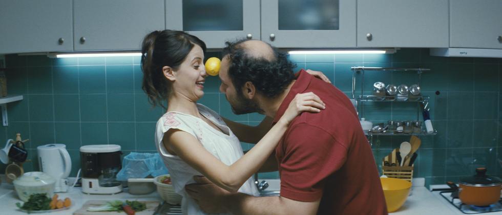 Schauspieler Fatih Al und Günes Sayin