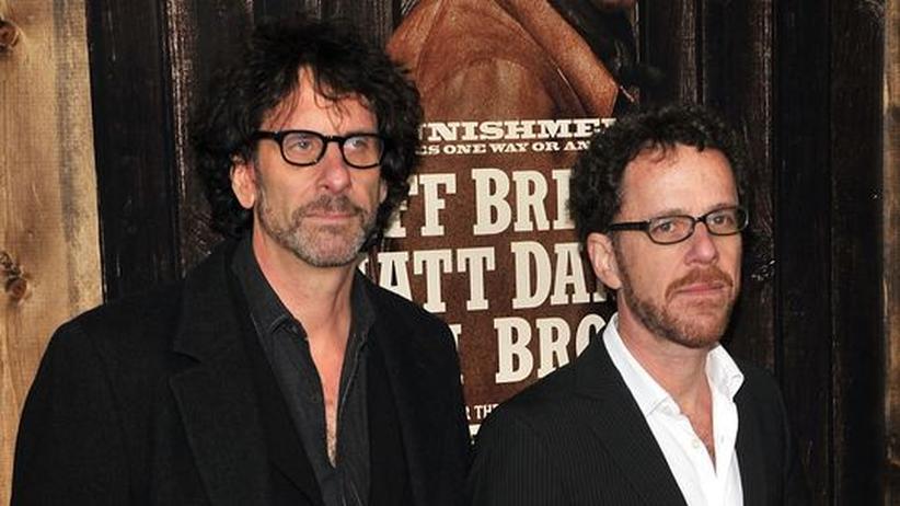 """Ethan und Joel Coen: Am 14. Dezember feierten Joel (li.) und Ethan Coen in New York die Premiere ihres jüngsten Films, """"True Grit"""""""