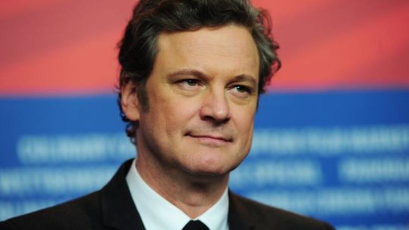 Colin Firth Der Schattenspieler Zeit Online