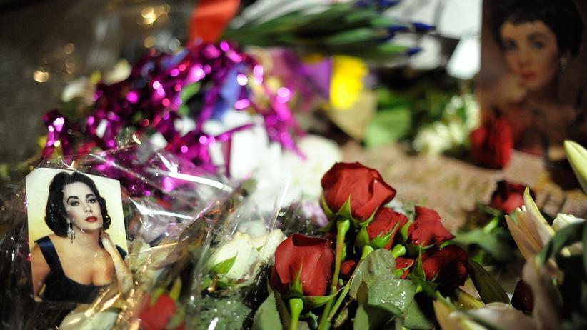 Erinnerung an Liz Taylor: Die atemlose Schönheit