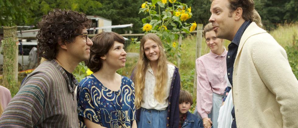 Fred Armisen (Peter), Carrie Brownstein (Nance) und Gaststar Jason Sudekis (Aliki)