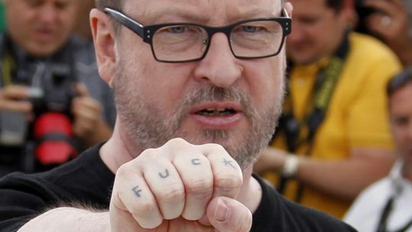 Lars von Trier in Cannes: Killerplanet von schwarzer Galle