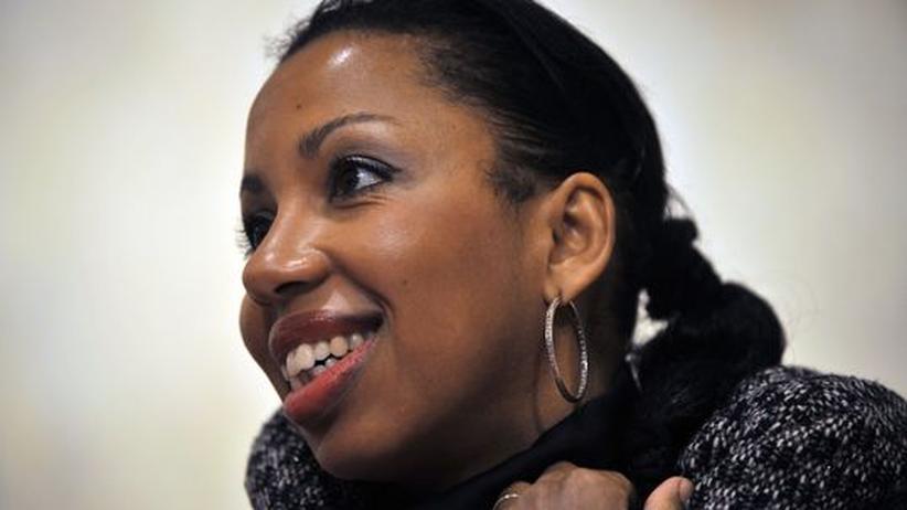 Buch von Marie NDiaye: Marie NDiaye, Gewinnerin des französischen Literaturpreises Prix Goncourt.