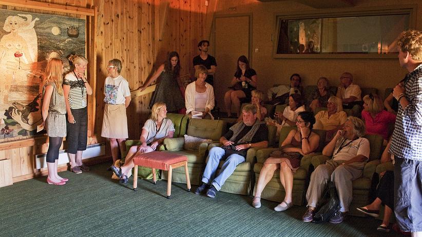 Bergman-Woche: Ingmars Sessel bleibt frei