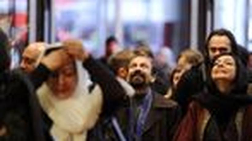 """Regisseur Farhadi: """"Iran ist wie ein krankes Kind"""""""