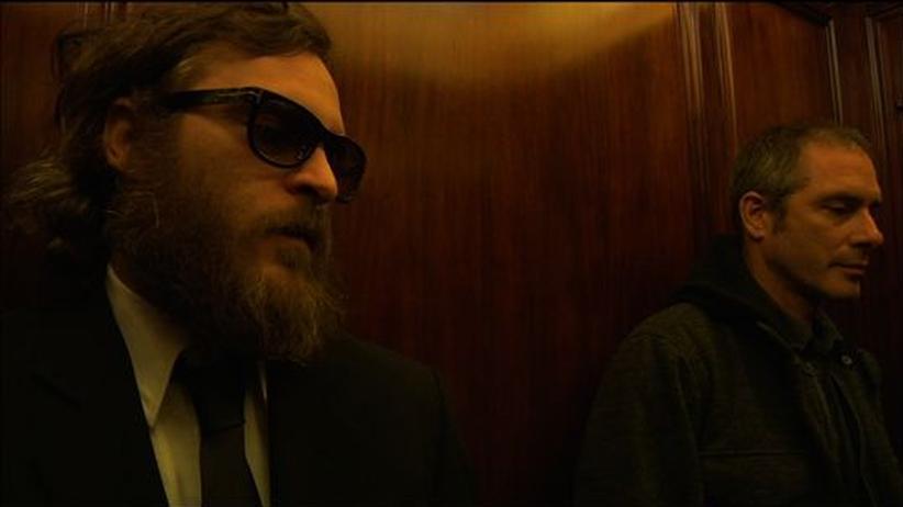 "Film ""I'm still here"": Joaquín Phoenix im FIlm ""I'm still here"""