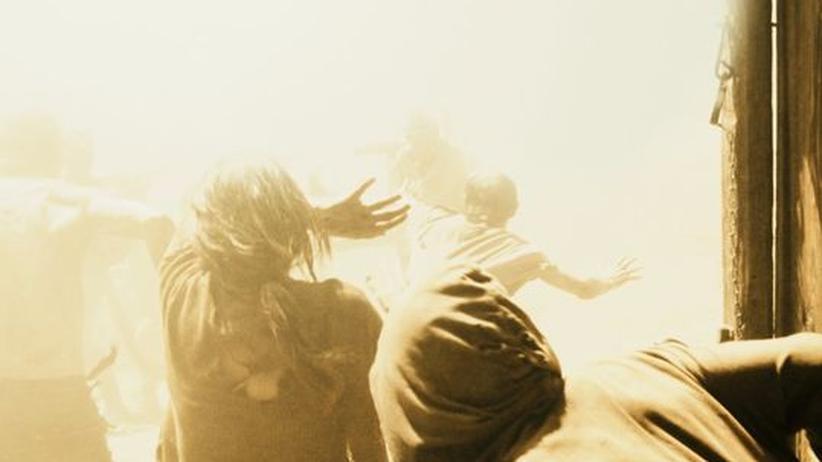 """In """"Hell"""" ist die Sonne zu einer lebensbedrohenden Kraft geworden."""