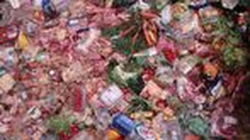 Nahrungsmittel-Doku: Müll statt Mahlzeit