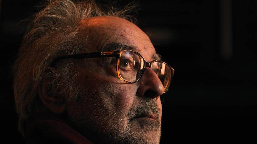 """Jean-Luc Godard: """"Es braucht einen finanziellen Bürgerkrieg"""""""