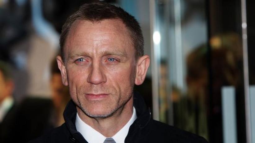 """Daniel Craig: """"Echte Helden sind schüchtern"""""""