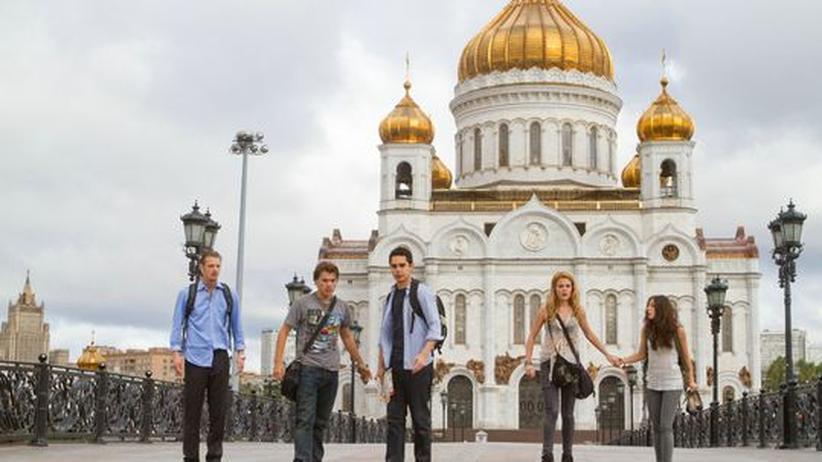 """Film """"Darkest Hour"""": Kurzschluss in Moskau"""