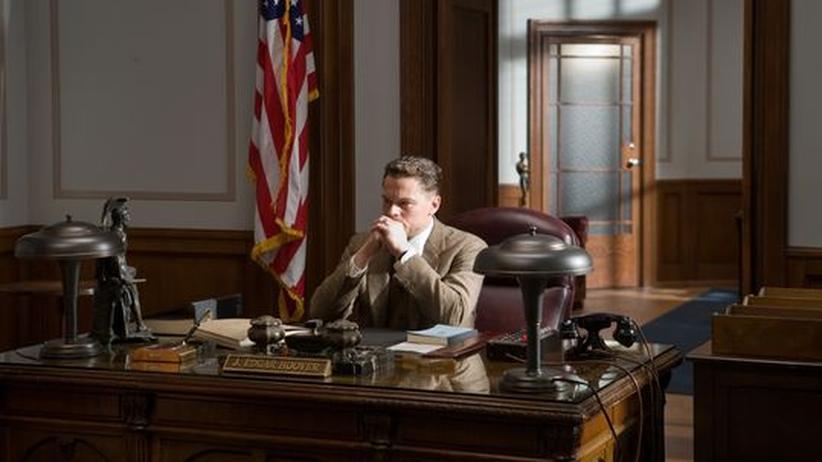 """Film """"J. Edgar"""": Die Paranoia beginnt"""