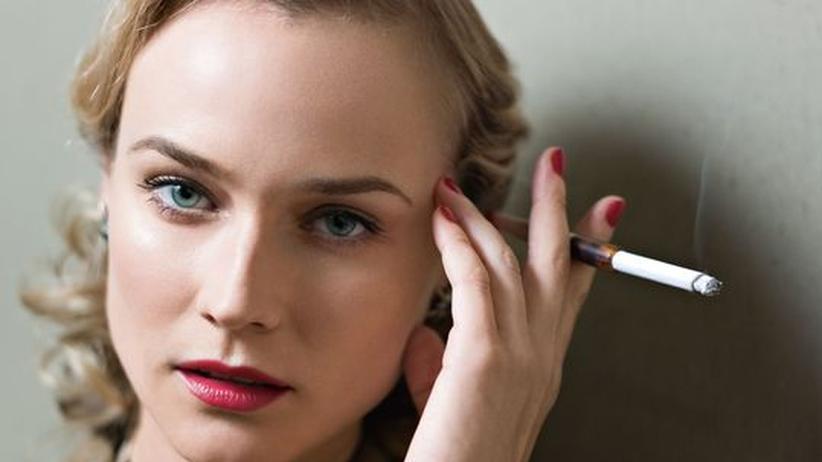 """Dass sie Deutsche ist, glaubte Quentin Tarantino nicht, in dessen """"Inglourious Basterds"""" sie mitspielte."""